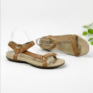 Teva Original Sandal Ankle Strap Hazelnut Brown